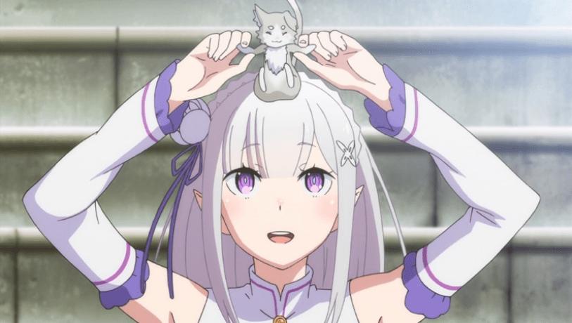 Emilia -Re:Zero