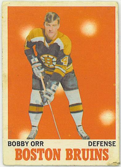 Bobby Orr - 1970-71 OPC hockey