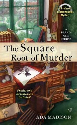 The Square Root of Murder by Ada Madison