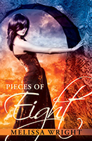 Pieces of Eight (The Frey Saga #2) by Melissa Wright