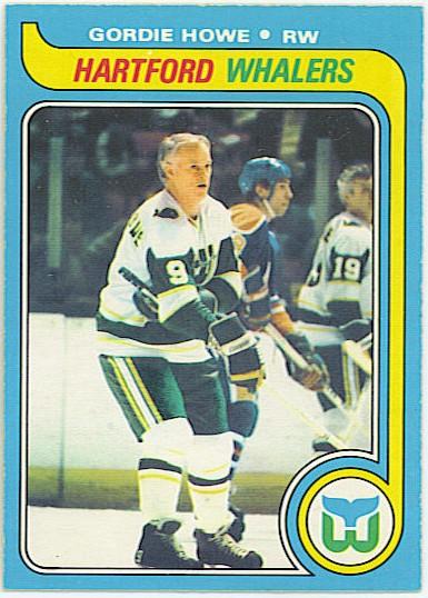 Gordie Howe - 1979-80 OPC