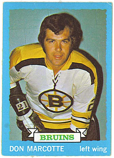 Don Marcotte - 1973-74 Topps