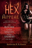 Hex Appeal (The Dresden Files, #11.9) edited by P.N. Elrod