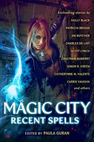 Magic City by Paula Guran