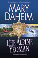 The Alpine Yeoman (Emma Lord Mystery #25) by Mary Daheim