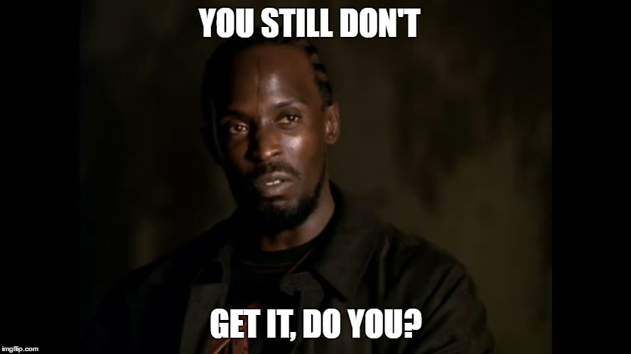 The Wire Omar Gif - Omar Little Memes Gifs Imgflip