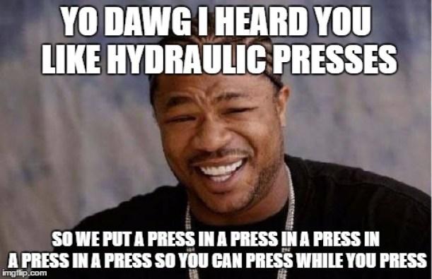 Hydraulic Press Channel s'associe avec Marvel et la 20th Century Fox Hydraulic Press Channel actu geek