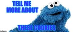 Resultado de imagen de cookies meme