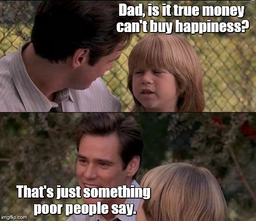 Jim Carrey on happiness - Imgflip