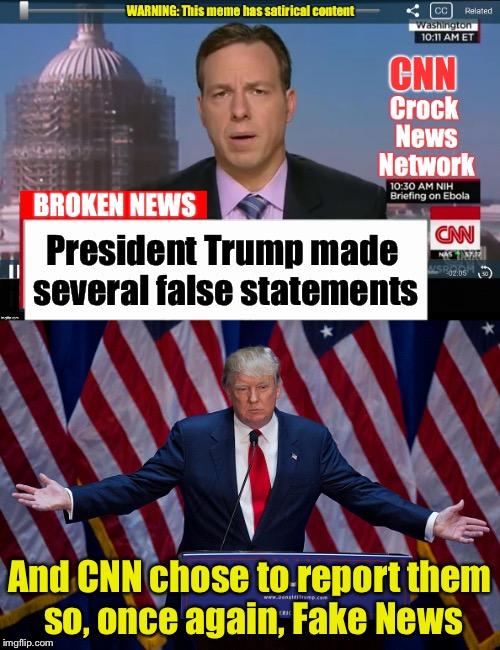 Fake News - Imgflip