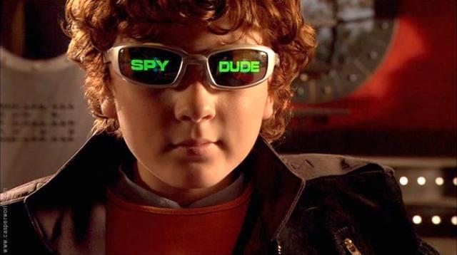 High Quality Spy Dude Blank Meme Template