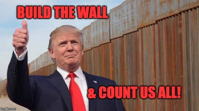 , Build the Wall & Count Us All, magAMedia, magAMedia