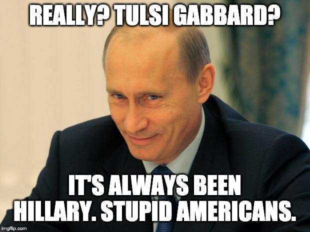 Racist, Misogynist or Russian Asset? #VetsForTrump