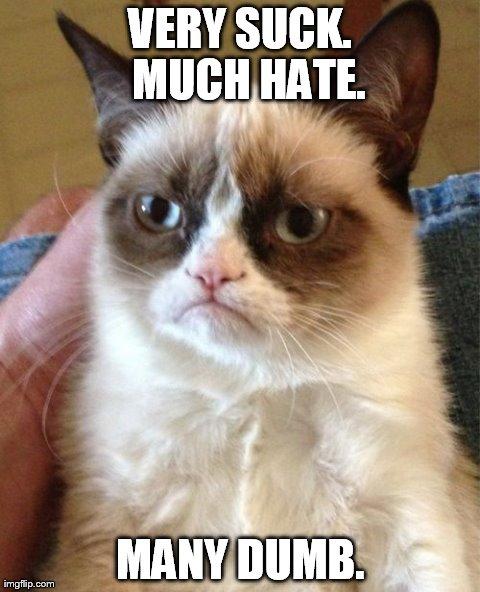 Wow Cat/Grumpy Doge