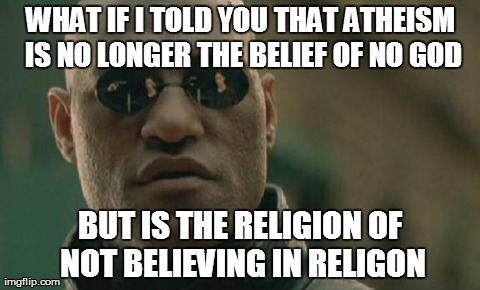 My take on atheism