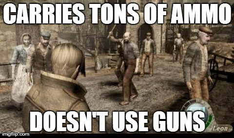 Good Guy Resident Evil 4 Villagers