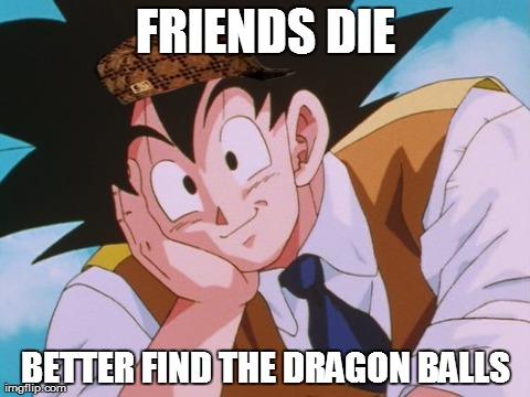 Condescending Goku