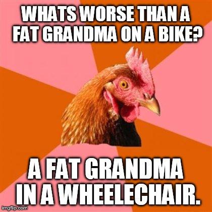 Anti Joke Chicken