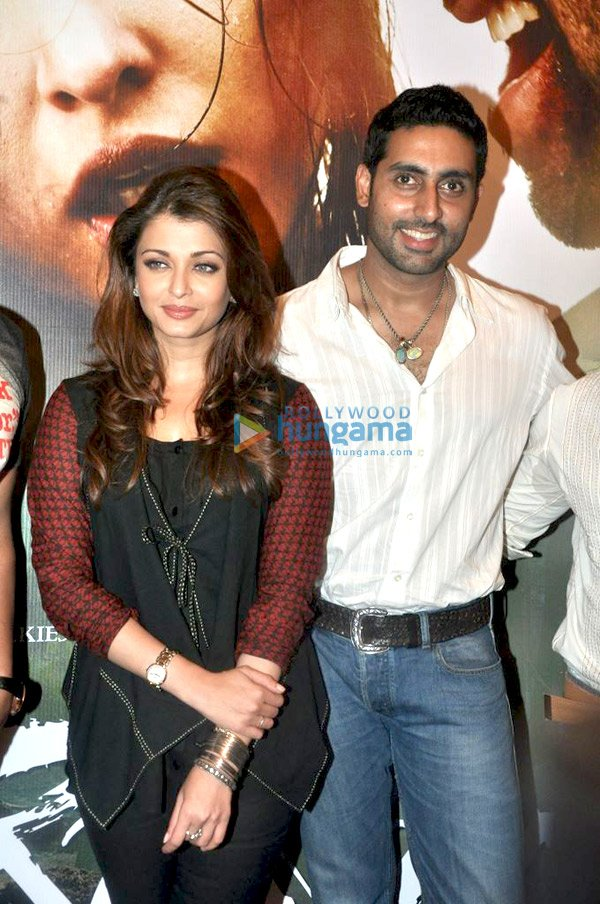 Abhishek Bachchan, Aishwarya Rai
