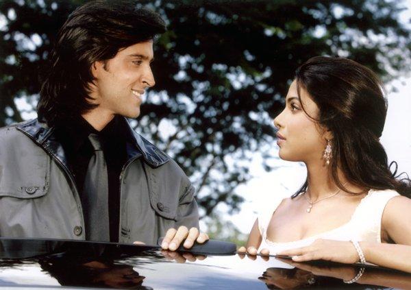 Krishna y Priya