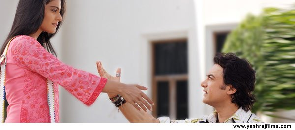 Fanaa ; l'amour fait chavirer les coeurs (Cinéma indien Bollywood) 11