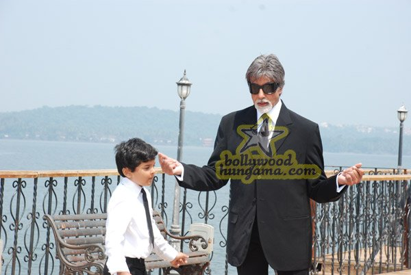 Bhoothnath, Amitabh Bachchan,Juhi Chawla,Shahrukh Khan,Aman Siddiqui,Priyanshu Chatterjee,