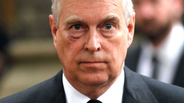 Prince Andrew in stand-off with American investigators over being ...