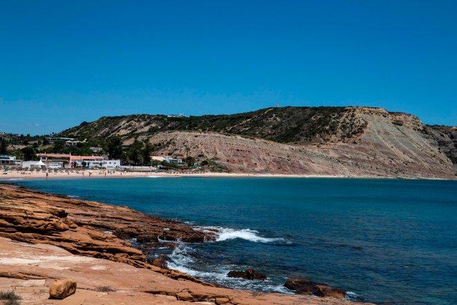 Praia da Luz beach on June 5, 2020, in Lagos, Portugal (Photo: AFP/ Getty)