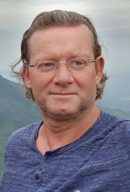 John Orrock Philip Witcomb/Pablo Escobar interviewee Provided by writer Etan Smallman