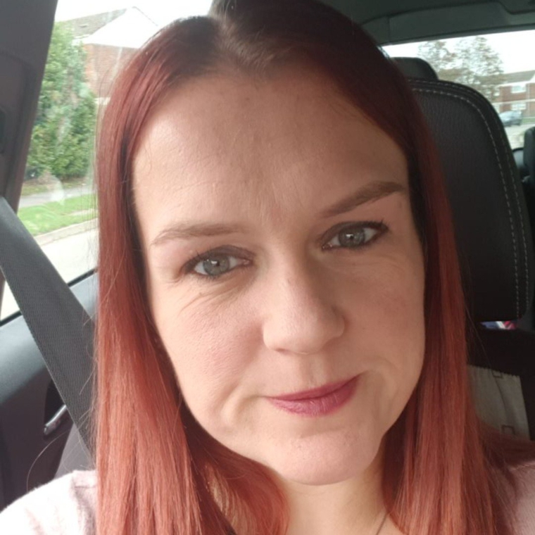 Tasha, 38, from Swindon, is among hundreds of thousands of people in the UK who will struggle to make ends meet as the temporary uplift in the benefit for those on low incomes is rescinded (Photo: supplied)