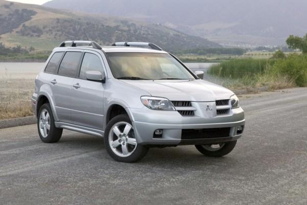 Mitsubishi Outlander - цены, отзывы, характеристики ...
