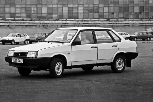 ВАЗ 21099 - цены, отзывы, характеристики 21099 от ВАЗ