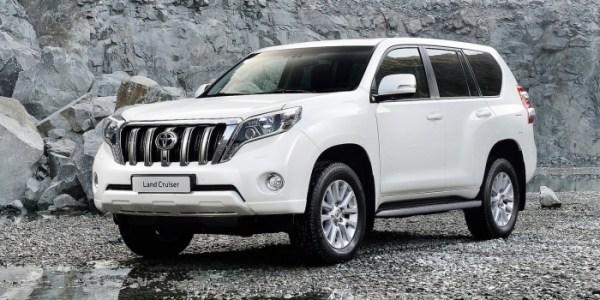 Toyota Land Cruiser Prado 150 - цены, отзывы ...