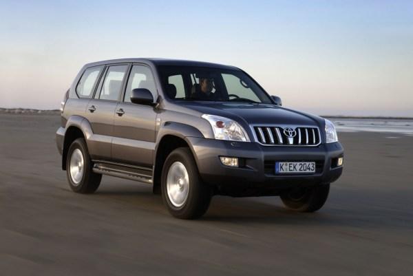 Toyota Land Cruiser Prado 120 - цены, отзывы ...