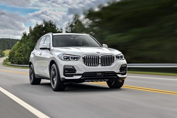 BMW X5 (БМВ Х5) - цена, отзывы, характеристики BMW X5