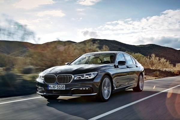 Фото BMW 7 Series (G11) - фотографии БМВ 7 Серия