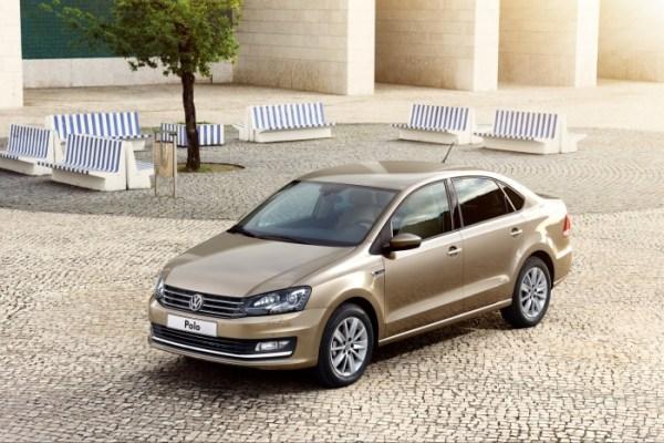 Фото Volkswagen Polo Sedan - фотографии ФольксВаген Поло