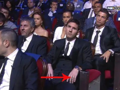 Hoy lunes, el futbolista ha optado por uno de los planes más tranquilos que ofrece ibiza. Was Lionel Messi Wearing A Wedding Ring Today