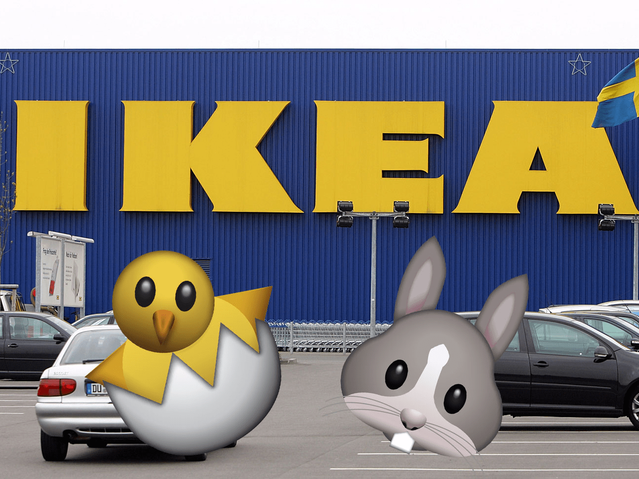 ikea s all you can eat easter buffet is