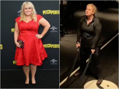 Rebel Wilson Looks Slimmer In Photos Shared By Personal Trainer