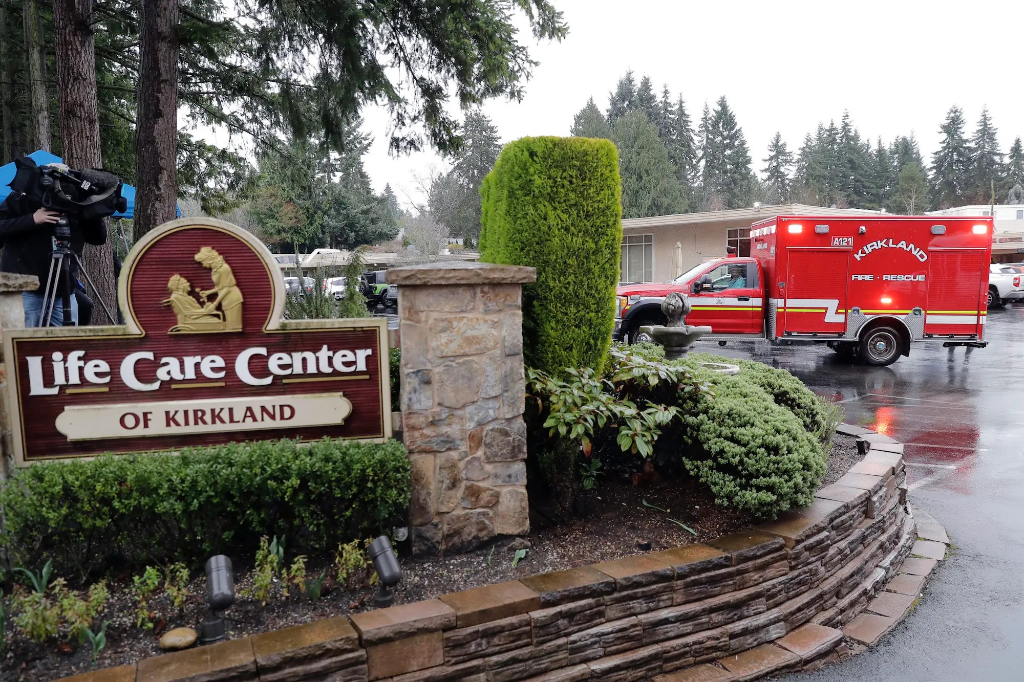 Coronavirus: Photos show US nursing home with 35 ... on Life Care Center Of Kirkland id=85594