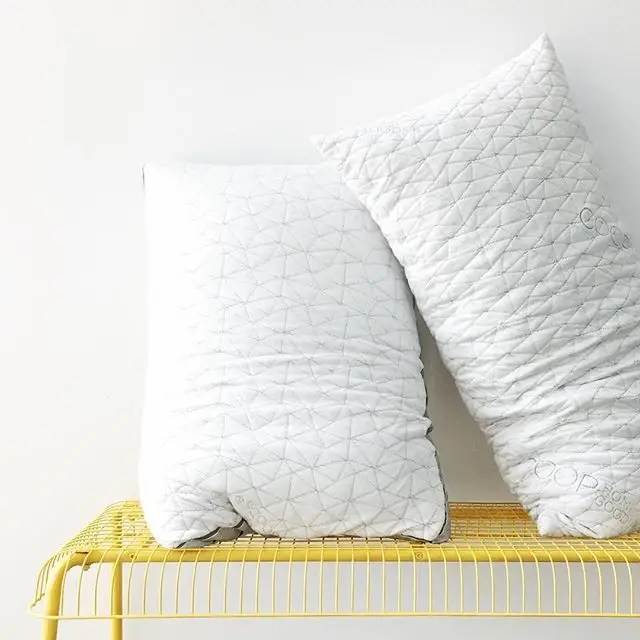coop home goods body pillow review