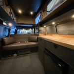 Sportsmobile S Off Road Classic 4x4 Ford Camper Van With A Penthouse For 225 000 Business Insider