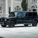 Mercedes G63 Limo Is A 1 2 Million Bulletproof Living Room On Wheels Business Insider