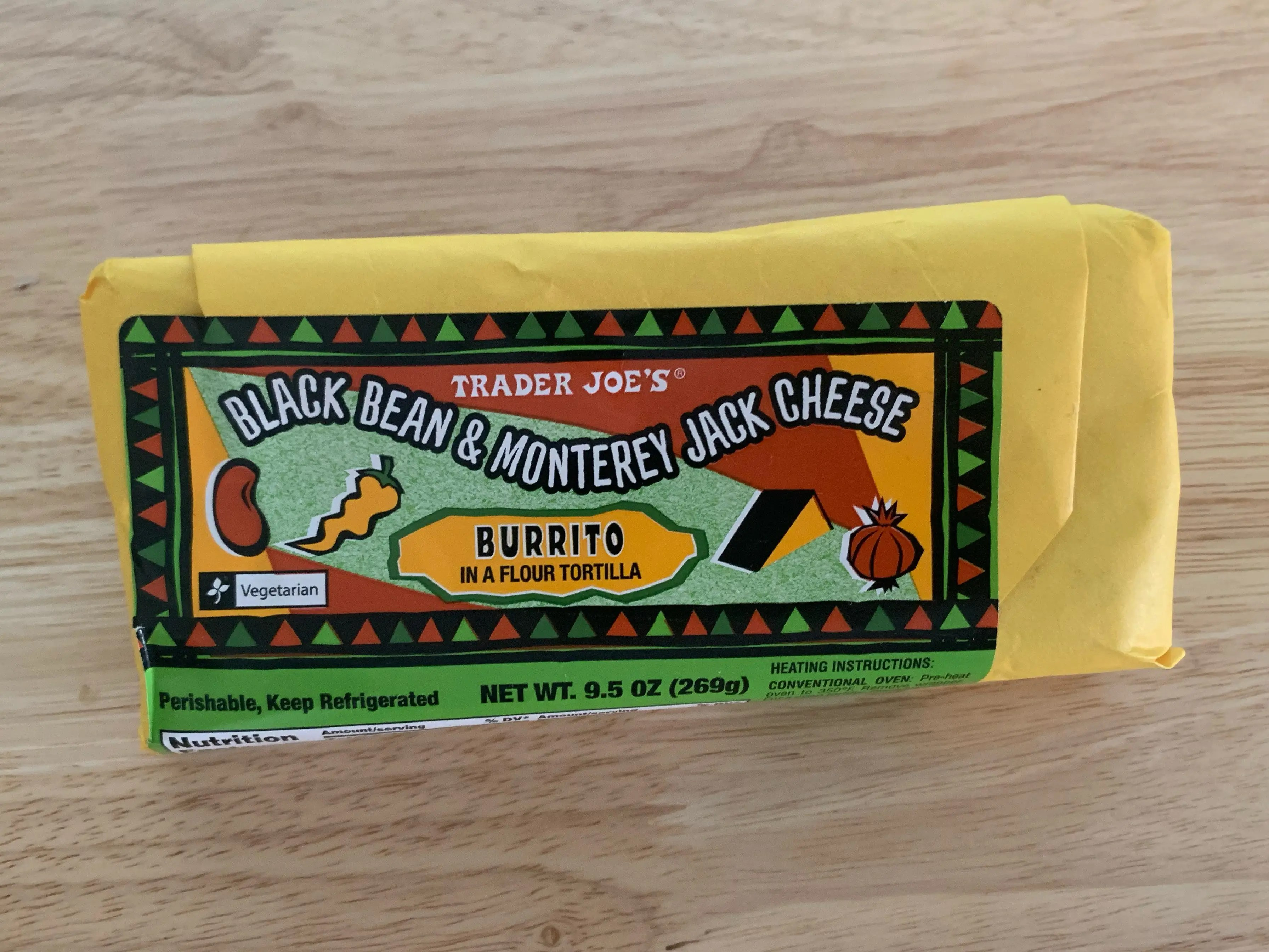 trying all of the best trader joe s