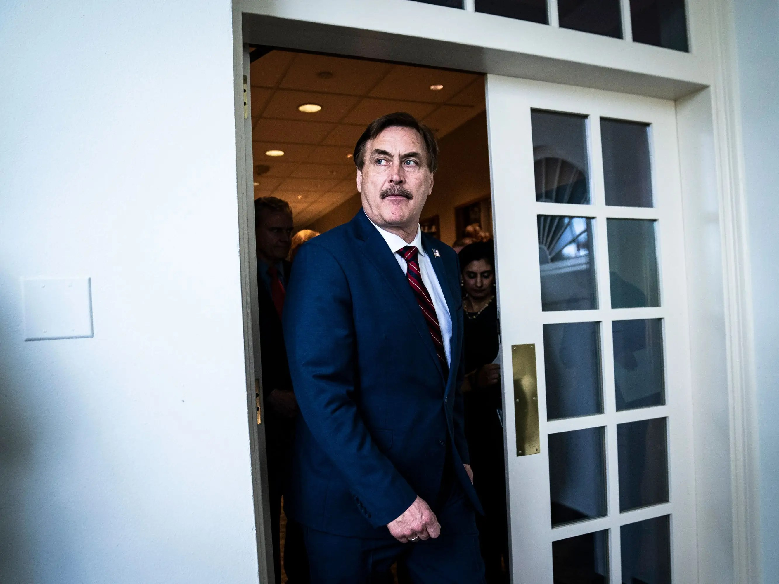 mypillow ceo mike lindell says he s
