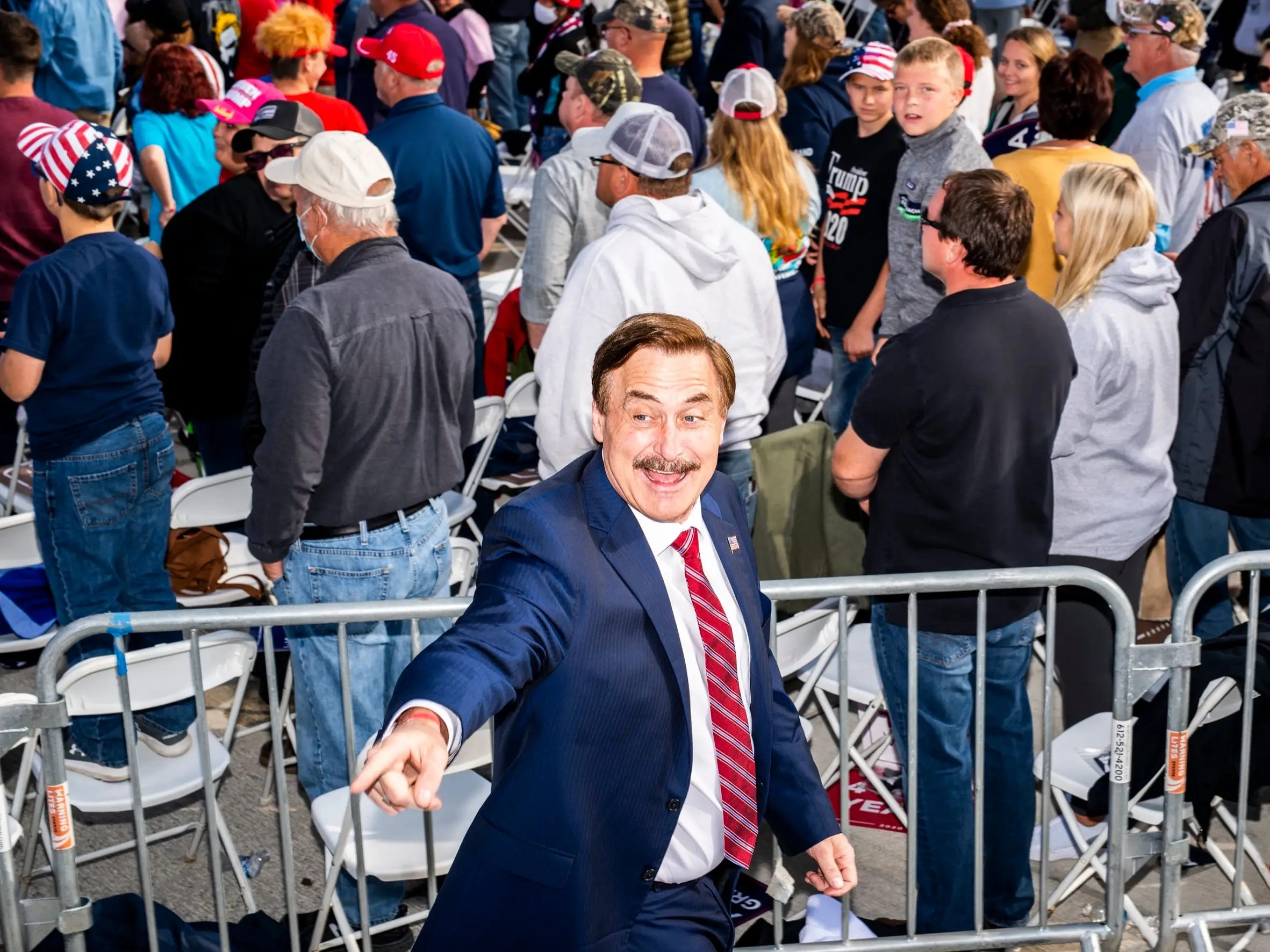 mypillow mike lindell lawsuit against