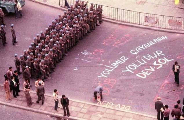 30 maddeyle 12 Eylül 1980 Darbesinin acı bilançosu!
