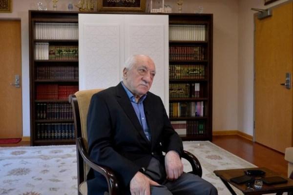 Fethullah Gülen'in son görüntüleri ayaklarını sürüyerek...