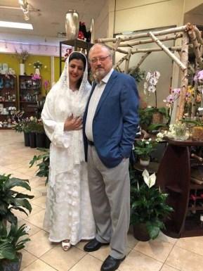 Cemal Kaşıkçı Before the murder of Hatice Cengiz, the Egyptian woman married bomb photos